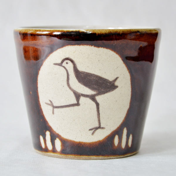 シロハラクイナフリーカップ 茶