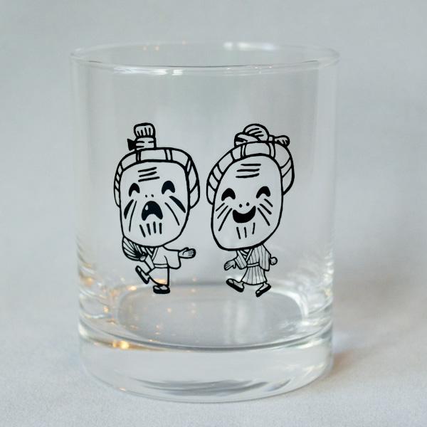 ロックグラス/アンガマ夫妻 【石垣島】