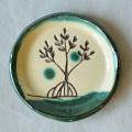 マングローブ小皿 緑