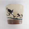 シロハラクイナフリーカップ白