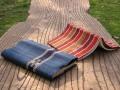 みんさー織りブックカバー 文庫判サイズ