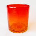 琉球ガラス/ロックグラス 赤