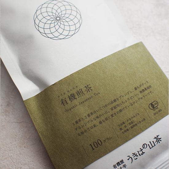 有機煎茶100g