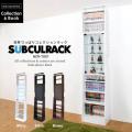 天井つっぱりサブカルラック リニューアル新タイプ 本棚とコレクションディスプレイの新しいカタチ!