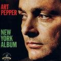 ニューヨーク・アルバム/アート・ペッパー(180g重量盤45回転2LP STEREO)