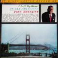 霧のサンフランシスコ/トニー・ベネット(180g重量盤)