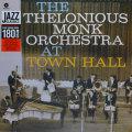 アット・タウン・ホール/セロニアス・モンク・オーケストラ(180g重量盤STEREO)