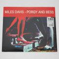 ポーギー・アンド・ベス/マイルス・デイヴィス(180g重量盤)