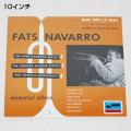 ファッツ・ナヴァロ・メモリアル・アルバム(10インチ・ブルーノート75周年名盤再発シリーズ)