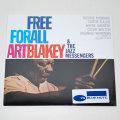 フリー・フォー・オール/アート・ブレイキー&ジャズ・メッセンジャーズ(ブルーノート75周年名盤再発シリーズ)