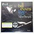 ライブ・アット・トップ・オブ・ザ・ゲート/ビル・エヴァンス(180g重量盤2LP)