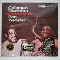 エンカウンターズ/コールマン・ホーキンス&ベン・ウェブスター(200g重量盤45回転2LP)