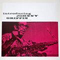 イントロデューシング・ジョニー・グリフィン/ジョニー・グリフィン(ブルーノート80周年復刻180g重量盤)