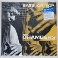 ベース・オン・トップ/ポール・チェンバース(ブルーノート80周年復刻180g重量盤)