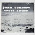 ジャズ・コンサート・ウエスト・コーストVOL.1/ワーデル・グレイ(中古LP/US)