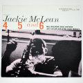 4,5,and 6/ジャッキー・マクリーン(中古LP/US美盤)