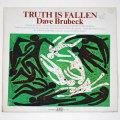 TRUTH IS FALLEN「真実の崩壊」/デイブ・ブルーベック(中古LP/US)