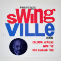 スウィング・ビル2001/コールマン・ホーキンス・ウィズ・レッド・ガーランド(中古LP/US美盤)