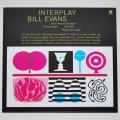 インタープレイ/ビル・エヴァンス(中古LP/EU180g重量盤_DMM美盤)