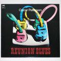 リユニオン・ブルース/オスカー・ピーターソンとミルト・ジャクソン(中古LP)