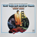 【未開封LP/US】「続・夜の大捜査戦」サウンド・トラック/クィンシー・ジョーンズ