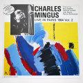 ライブ・イン・パリ,1964 VOL.2/チャールズ・ミンガス(中古LP/FRA)