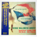 【未使用LP/SAVOY復刻】ジャズ・アット・ホチキス/ジョージ・ウォーリントン
