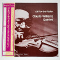 コール・フォー・ザ・フィドラー/クロード・ウィリアムス・クインテット(中古LP/美盤)