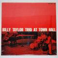 【未開封LP/US】ビリー・テイラー・トリオ・アット・タウン・ホール