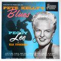 ピート・ケリーズ・ブルース/ペギー・リー&エラ・フィッツジェラルド(中古LP/UK美盤)
