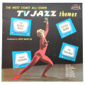 TVジャズ・テーマ/ザ・ウエスト・コースト・オールスターズ(中古LP/ESP美盤)