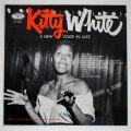 ア・ニュー・ヴォイス・イン・ジャズ/キティ・ホワイト(中古LP)