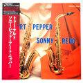 トゥ・アルト/ソニー・レッド&アート・ペッパー(中古LP/最後のジャズLPシリーズ美盤)