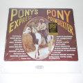 【新品・理由あり180g重量盤LP/US】ポニーズ・エクスプレス/ポニー・ポインデクスター