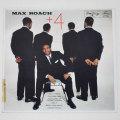 マックス・ローチ+4(中古LP/US)