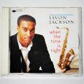 【中古CD/JP】ホエン・ザ・タイム・イズ・ライト/ジャボン・ジャクソン&ジャッキー・テラソン