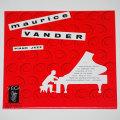 【未使用CD/JP】ピアノ・ジャズ/モーリス・ヴァンデール・トリオ