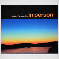 【中古CD/EU】イン・パーソン/ANDERS PERSSON TRIO
