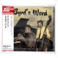 【未開封CD/JP】バーズ・ワード/ドナルド・バード