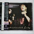 【中古CD/JP】ソフィスティケイテッド・レディ/エラ・フィツジェラルド&ジョー・パス