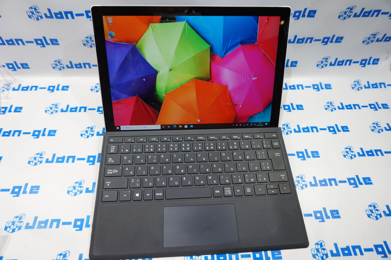 【北海道】【中古】Microsoft Surface Pro 4  i5-6300U/8GB/SSD256GB
