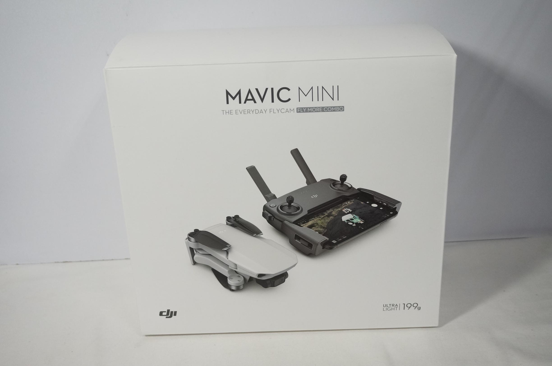 【北海道】【中古】DJI MAVIC PRO フライモアコンボ