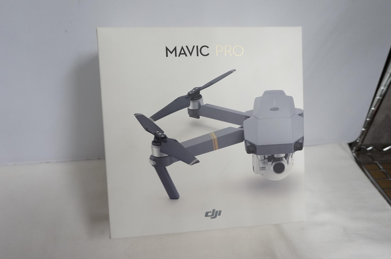 【北海道】【中古】DJI MAVIC PRO
