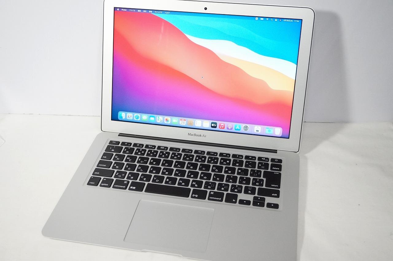 【北海道】【中古】Apple MacBook Air 1800/13.3 MQD32J/A