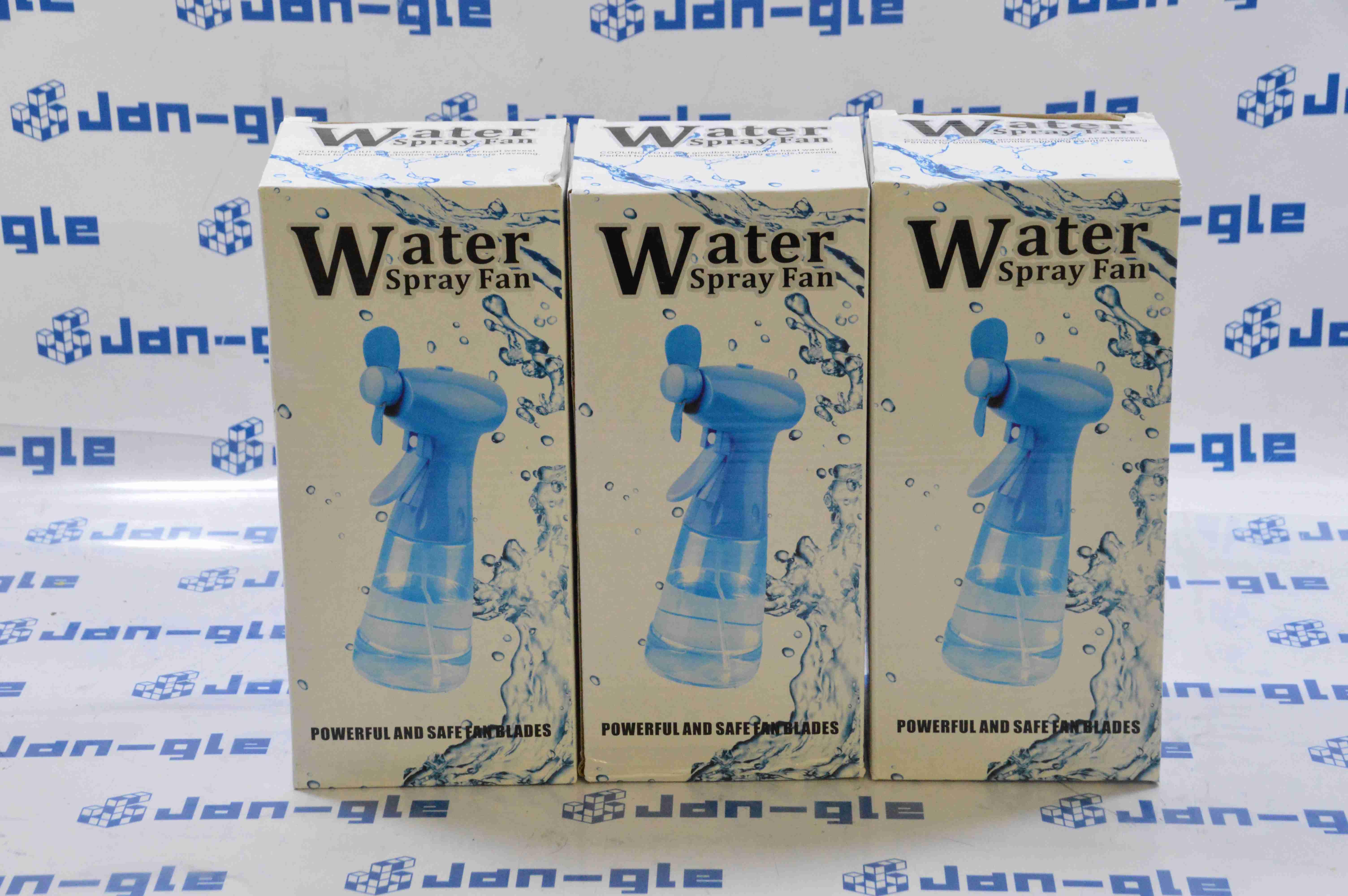 【KS】【新品】 Water Spray Fan 10個セット