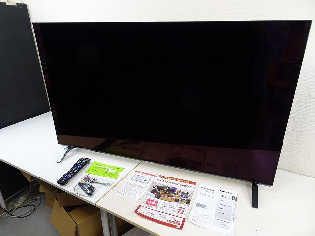 【関東】 【中古】パナソニック  ビエラ TH55EZ950 55インチ液晶テレビ 4K対応!