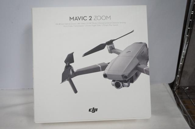 【北海道】【中古】DJI MAVIC2 ZOOM 付属品多数