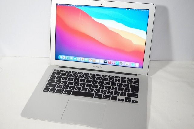 【北海道】【中古】Apple MacBook Air 1800/13.3 MQD32J/A