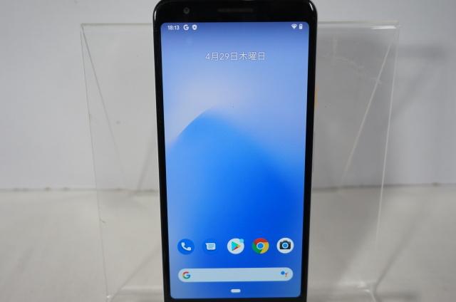 【北海道】【中古】Google Pixel 3a 64GB SIMフリー