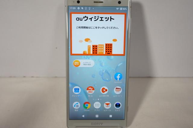 【北海道】【中古】SONY Xperia XZ2 SOV37 au 64GB
